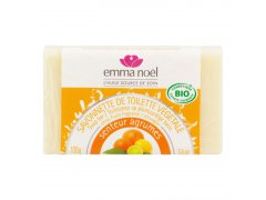 Mýdlo rostlinné citrus 100 g BIO EMMA NOËL
