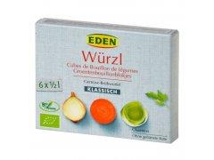 Bujon zeleninový WÜRZL kostky 66g BIO EDEN 6521