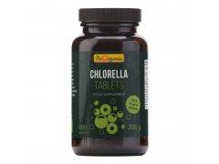 Chlorella 400 tablet 200 g BIO BIORGANIC 6613