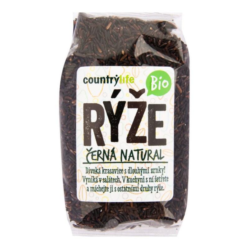 Rýže černá natural 500g BIO COUNTRYLIFE - E-shop