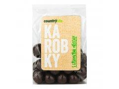 Karobky s lískovými ořechy 100 g COUNTRY LIFE 6722