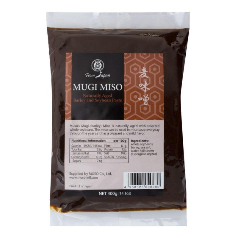 Miso mugi ječmen 400g MUSO - E-shop