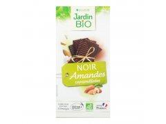 Čokoláda s mandlemi 100 g BIO JARDIN BIO 6984