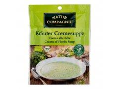 Polévka bylinková krémová 38g BIO NATURCOMPAGNIE