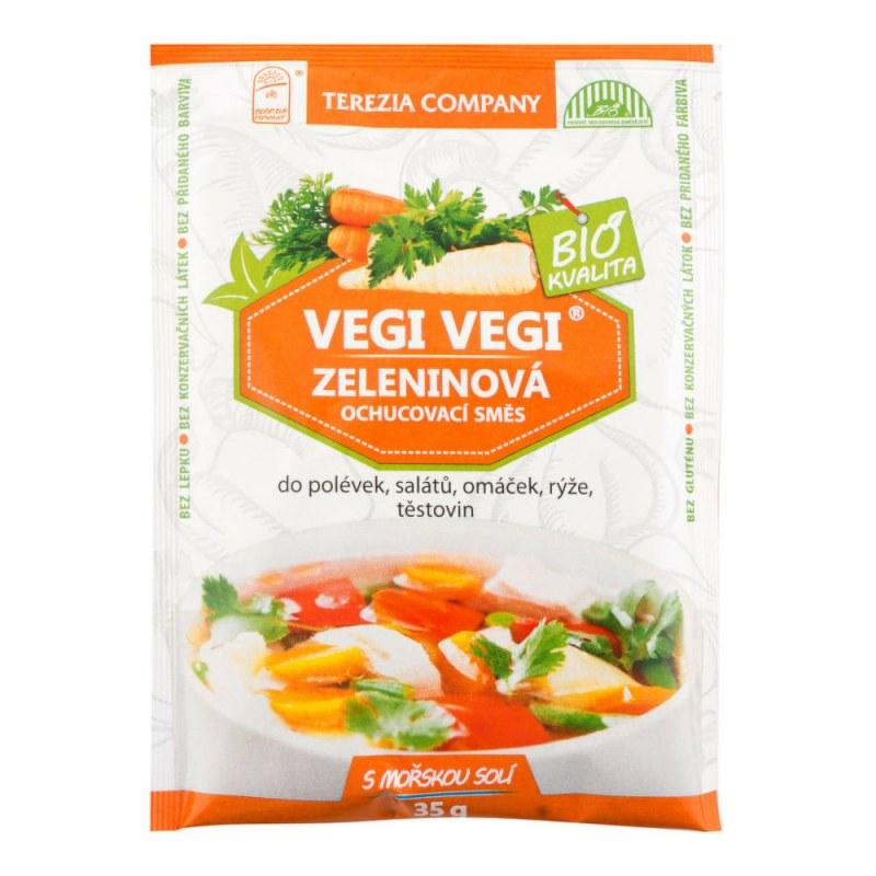 Koření vegi vegi 35g BIO TEREZIACOMPANY - Zdravá výživa a biopotraviny Ochucovadla Koření