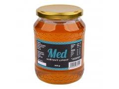 Med květový lipový 900g ČÍHALA