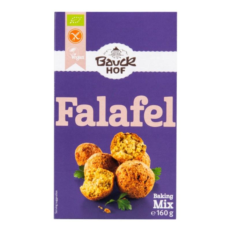 Falafel bezlepkový 160g BIO BAUCK - Zdravá výživa a biopotraviny Směsi a omáčky
